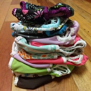 Thirsties Size 2 Duos (size 1 in other listing)